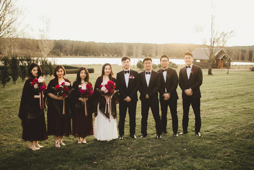 Ellen Amp Kyle S Wedding Album Duuet Melbourne Wedding