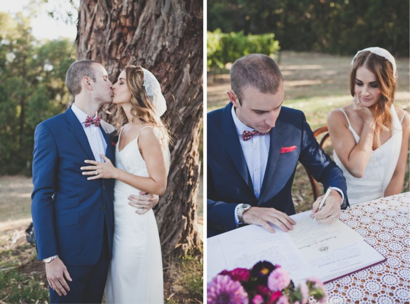 melbourne red hill wedding