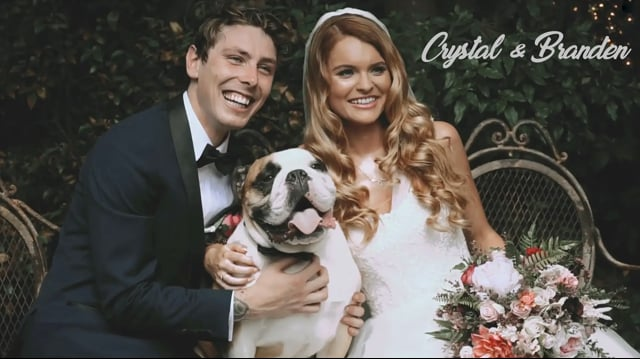Crystal & Branden's Wedding Video
