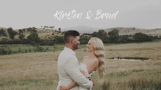 Kirsten & Brad's wedding