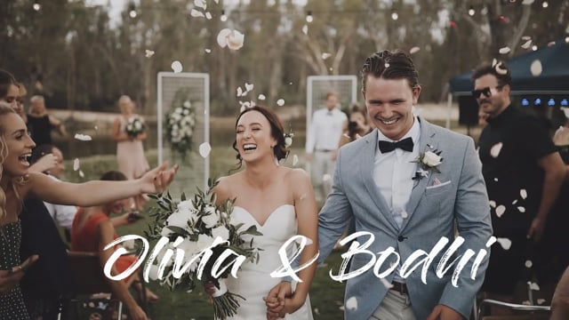 Olivia & Bodhi's Wedding Video