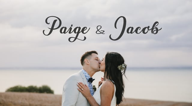 Paige & Jacob's Wedding Video