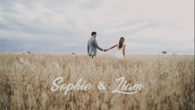Sophie & Liam's Wedding